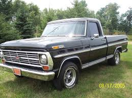 Ford F100 1975 Ford F100 2712201