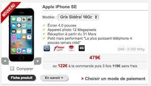 iphone 5s megapixels l iphone 5s et l iphone se au m礫me prix chez free mobile
