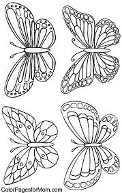 butterfly coloring pages color pages for mom butterfly coloring page 34 butterfly line