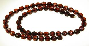 amber beads necklace images Faceted_baltic_amber_cherry_be jpg