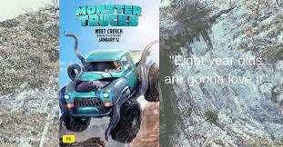 monster trucks movie smash geddit duffy
