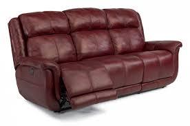 Flexsteel Power Reclining Sofa Brookings Flexsteel