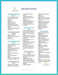 Event Planner Checklist Template Baby Shower Planning Checklist 2 Jpg