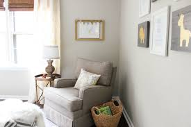 Living Color Nursery by Gray U0026 Gold Gender Neutral Nursery Reveal Erin Spain