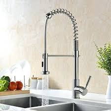 1 hole kitchen faucet brushed nickel kitchen faucet buy kitchen faucets brass brushed