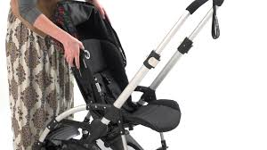 Stroller Canopy Replacement by How To Change A Bugaboo Stroller Canopy By Riding Hoods Www