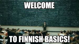 Finnish Language Meme - finnish language courses and learning opportunities helsinki