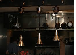 Nourish Kitchen Table Nyc Restaurant Open Kitchen Heat Lamps Google Search Lighting