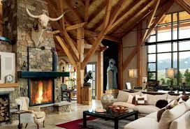 ranch style homes interior log home tour galleries interior beams and interiors