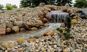 building a backyard waterfall time lapse youtube