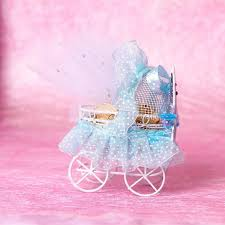 new baby shower new baby shower candy boxes metal pram baby carriage shaped box with