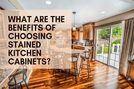 stained kitchen cabinets with hardwood floors benefits of staining kitchen cabinets n hance of gainesville