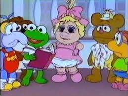 totally 80s muppet babies muppet babies childhood