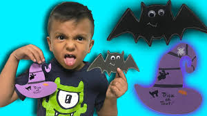 halloween arts and crafts with construction paper ryantv best arts
