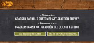 cracker barrel gift card enter cracker barrel survey at www crackerbarrel survey to win