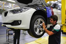 bmw factory bmw group assembles first car in brazil