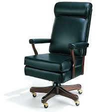 100 w h gunlocke chair co walnut desk chair collinge