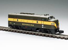 s emd f3 diesel from mth electric trains classic