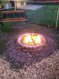 backyard fire pit layout ideas anandtech forums