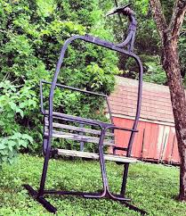 Lift Bench 34 Best Ski Chair Images On Pinterest Ski Lift Chair Swing And