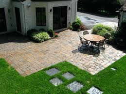 Cost Of Brick Patio Patio Ideas Paver Patio Pictures With Cost Paver Patio Designs