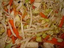 cuisine asiatique poulet salade asiatique de cyril lignac un peu de rêve dans ma cuisine
