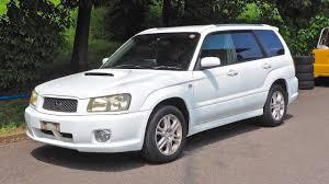 forester subaru 2002 2002 subaru forester cross sports turbo canada import japan car