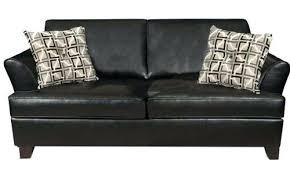 black leather sleeper sofa black leather sofa bed blogdelfreelance com