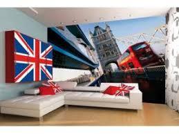chambre de londres tapisserie theme londres par mabitseb