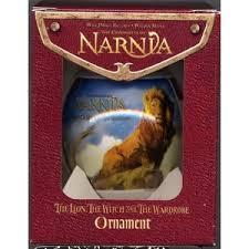 narnia ornament aslan witch wardr