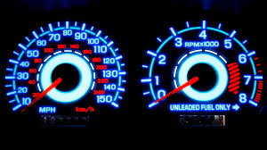 Ford Explorer Dashboard - d i y how to install led dash upgrade and glow faceplate 2014