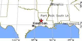 louisiana map fort polk fort polk south louisiana la population data races housing