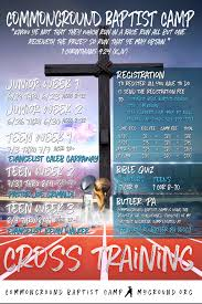 commonground baptist camp testimonies