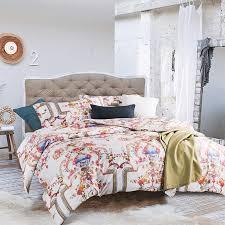 Egyptian Cotton Duvet Set Sale Queen Size Duvet Cover Polka Dot Cartoon Applique Embroidered