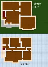 Floor Plans Minecraft How To Draw A House Like An Architect U0027s Blueprint House