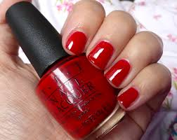 opi brazil 2014 red rio review and swatch it u0027s not perfect