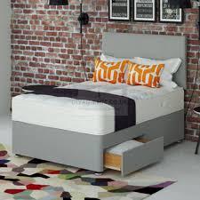 Divan Bed Set Alfie Divan Bed Set With High Density Open Memory Foam
