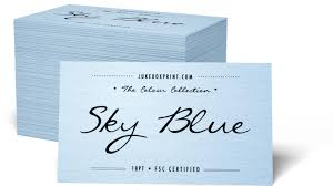 Business Card Invitation Coloured Paper Business Cards From Jukebox Print Jukeboxprint Com