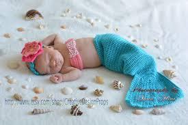Mermaid Halloween Costumes Baby Crochet Disney Ariel Mermaid Costume Cocoon Tail