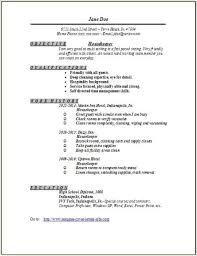 Sample Resume For Housekeeping The 25 Best Hotel Housekeeping Jobs Ideas On Pinterest Hotel