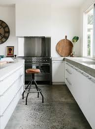 concrete kitchen cabinets fpudining