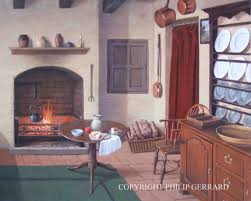 philip gerrard oil paintings uk