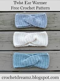 crochet ear warmer headband crochet dreamz how to crochet a twist headband or earwarmer