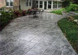 Sted Concrete Patio Designs Collection Of Looking Simple Concrete Patio Design Ideas