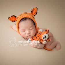 baby boy photo props knitted baby boy bonnet hat newborn knit bonnet matched set