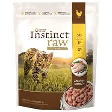 nature u0027s variety grain free instinct raw bites frozen food diets