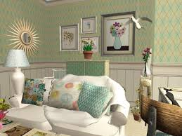 sims 2 livingroom casaslindas