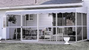 rv deck enclosures deck design and ideas