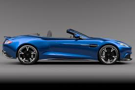 aston martin vanquish a curtain call for the 2017 aston martin vanquish s volante