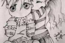 tag for love cartoon drawings love drawing couple cute disney